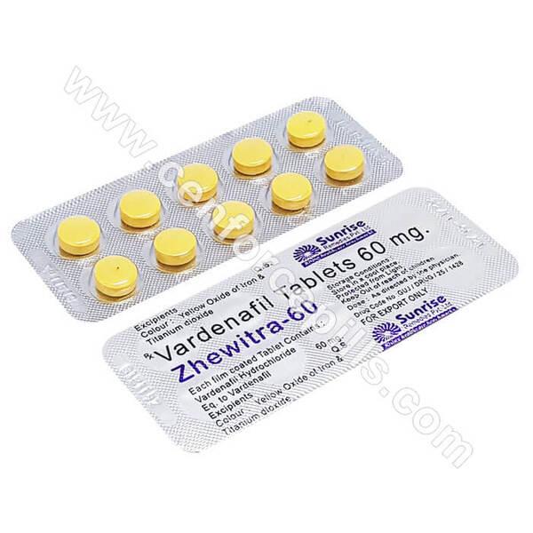 Zhewitra 60 mg